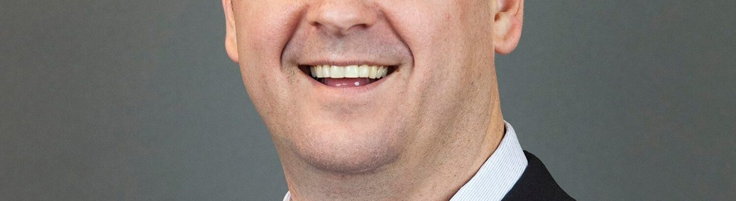 Brian Methner Portrait
